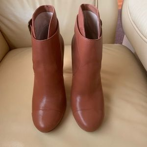 Plenty by Tracy Reese Rosa Boots in Coconut Sz 7